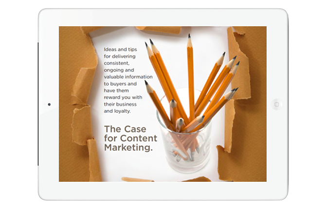 eBook: The Case For Content Marketing