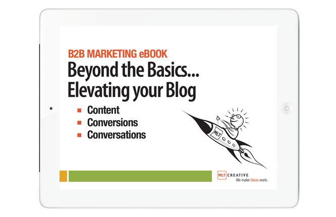 B2B Blogging: Beyond the Basics